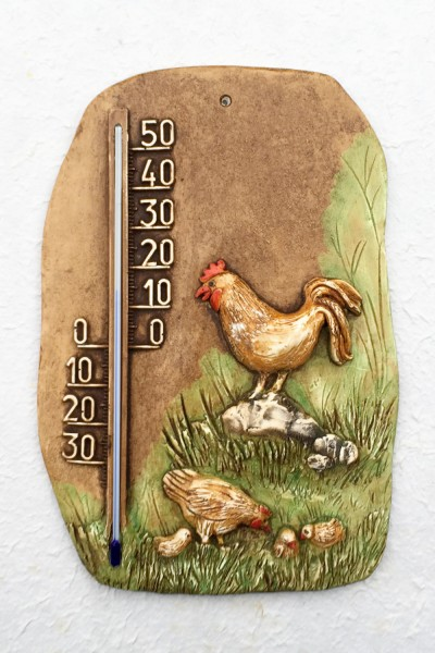 Thermometer Hahn