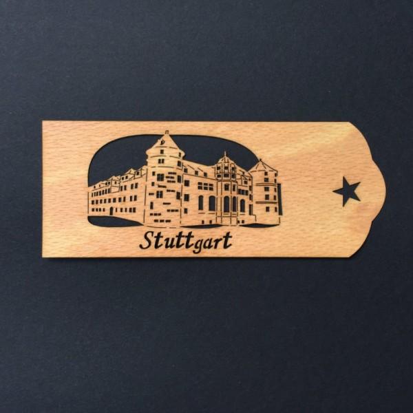 Bookmark Stuttgart Schloss