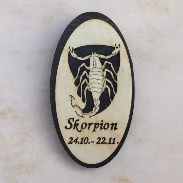 Magnet Zodiacs Skorpion (Scorpion)
