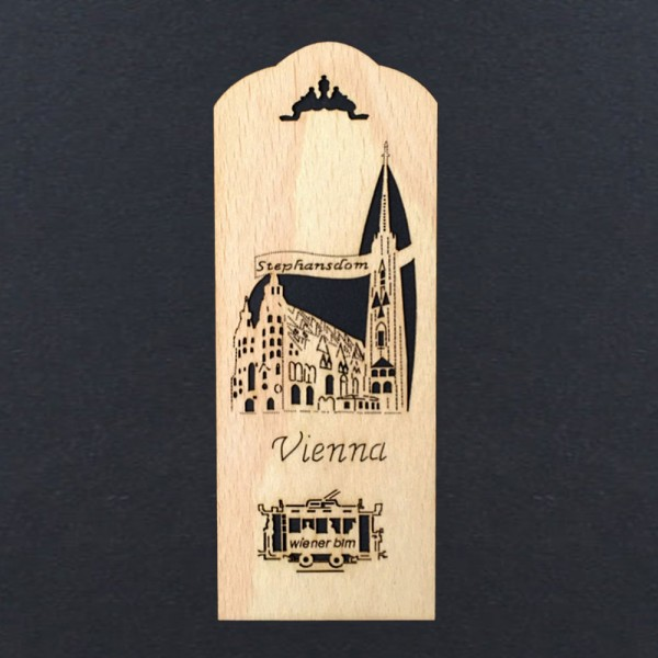 Bookmark Vienna Stephansdom
