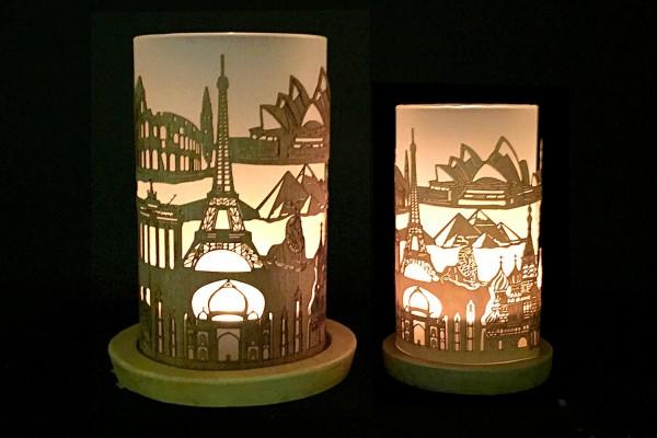 """Lantern """"around the world"""""""