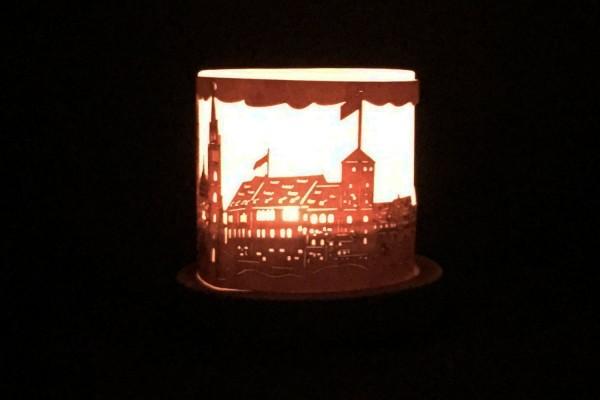 Windlicht Nürnberg Burg