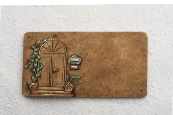 """Doorplate """"Door"""""""