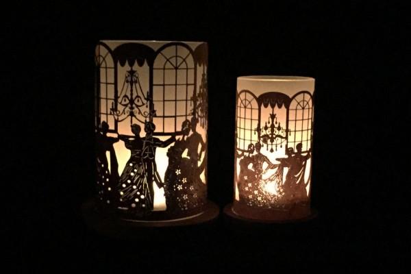 Lantern Dance palace
