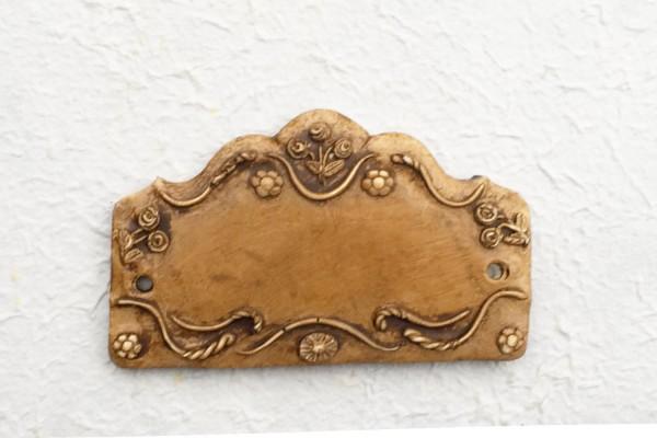 "Door sign ""Ornament"""