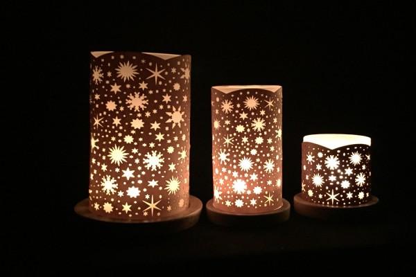 "Lantern ""Sternenhimmel"""