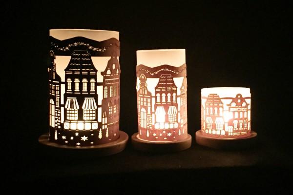 """Lantern """"Lichterhäuschen"""""""