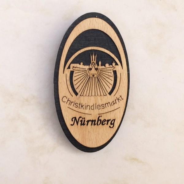 Magnet Nürnberg Christkind