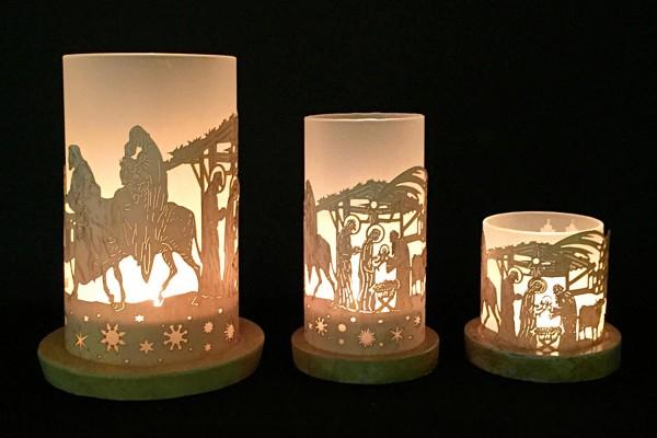 "Lantern ""Holy family"""