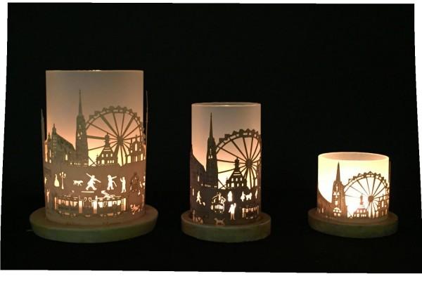 Lantern Skyline Vienna