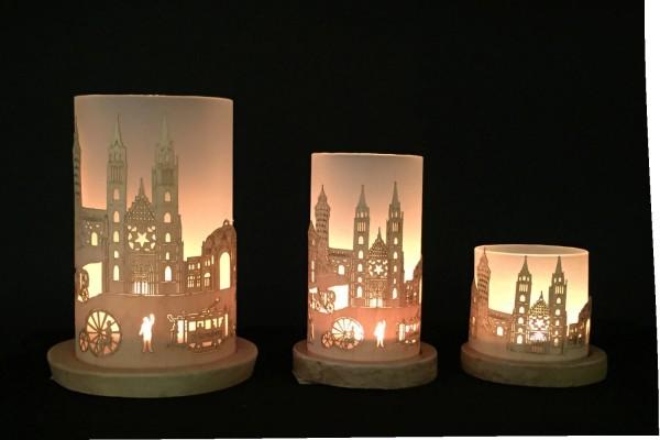 Windlicht Lorenzkirche Nürnberg