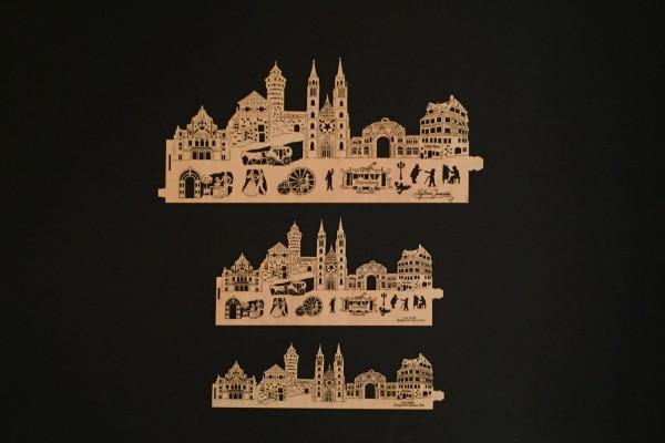 """Replacement veneer """"Nürnberg Lorenzkirche """""""
