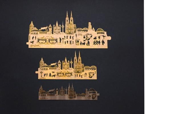 Ersatzfurnier Skyline Köln