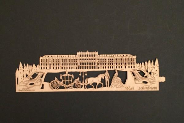 Ersatzfurnier Wien Schönbrunn