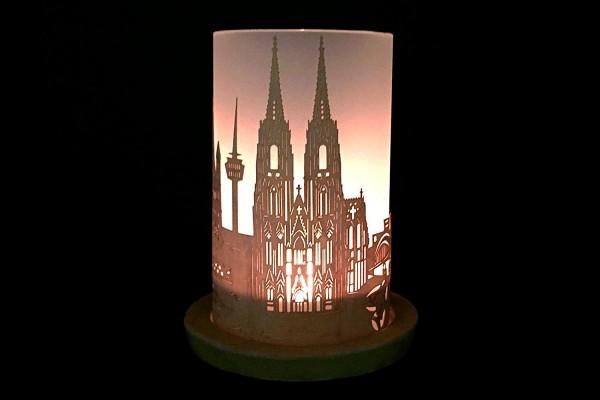Windlicht Köln