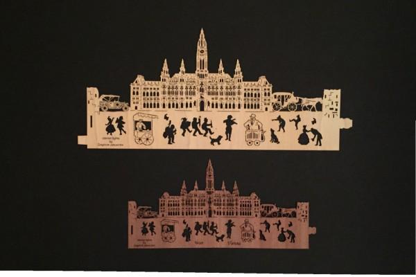 Ersatzfurnier Wien Rathaus