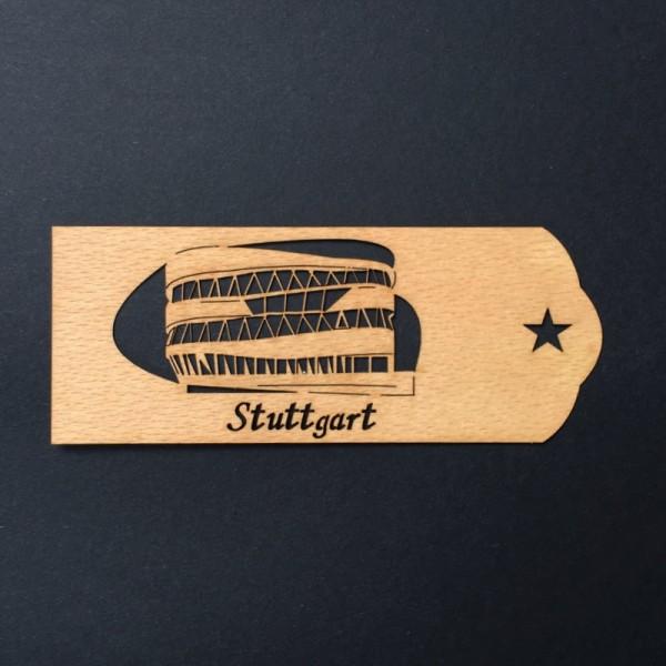 Lesezeichen Stuttgart Daimler Museum