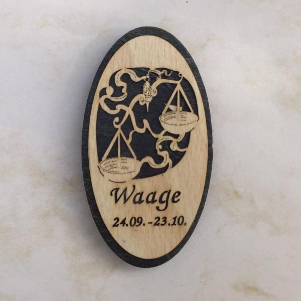 Magnet Zodiacs Waage (Libra)