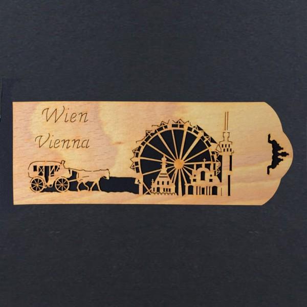 Lesezeichen Wien Riesenrad