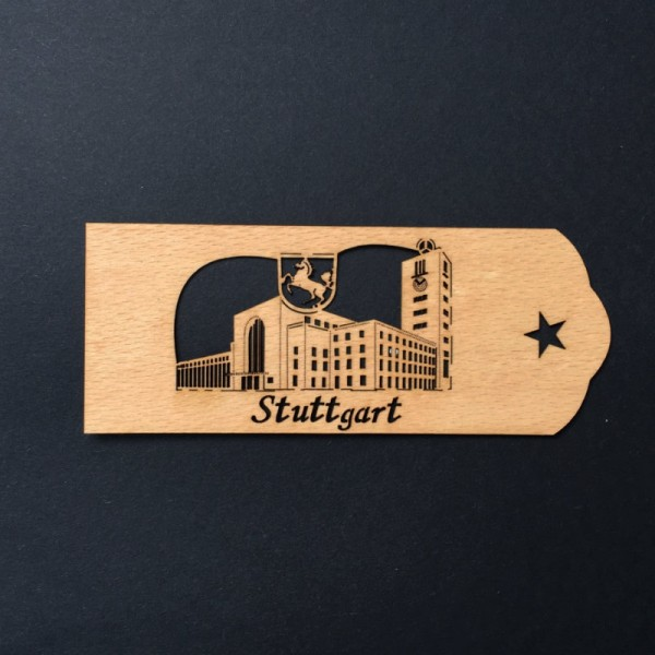 Bookmark Stuttgart Rathaus