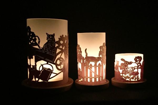 """Lantern """"Cats"""""""