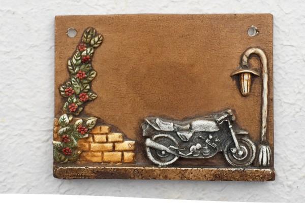 """Door sign""""Motorcycle"""""""